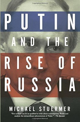 Putin and the Rise of Russia (Paperback)