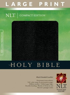 NLT Holy Bible (Mass Market Paperback)