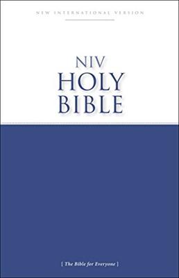 NIV Holy Bible (Paperback)
