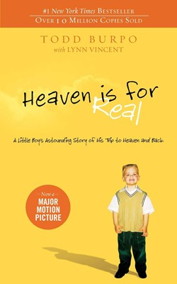 Heaven is for Real (Paperback)