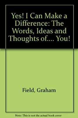 Yes! I Can Make a Difference (Paperback)