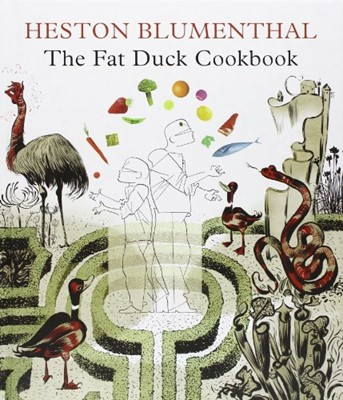 Fat Duck Cookbook, The (Hardcover)