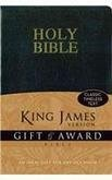 KJV Gift and Award Bible (Paperback)
