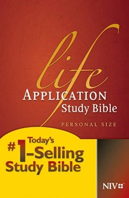 NIV Life Application Study Bible (Hardcover)