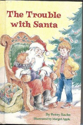 Trouble With Santa, The (Paperback)