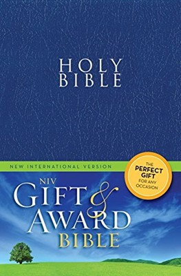 NIV Gift and Award Bible (Paperback)
