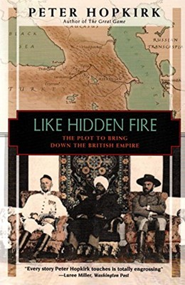 Like Hidden Fire (Paperback)
