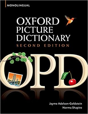 Oxford Picture Dictionary (Paperback)