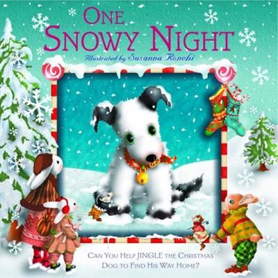 One Snowy Night (Hardcover)