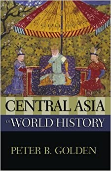 Central Asia In World History (Paperback)