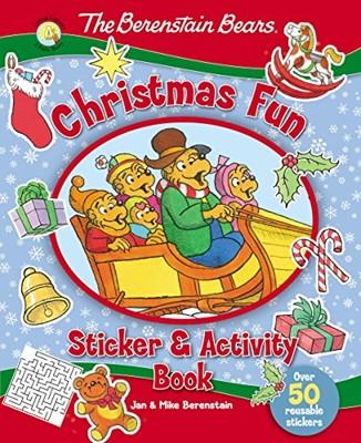 Berenstain Bears Christmas Fun, The (Paperback)