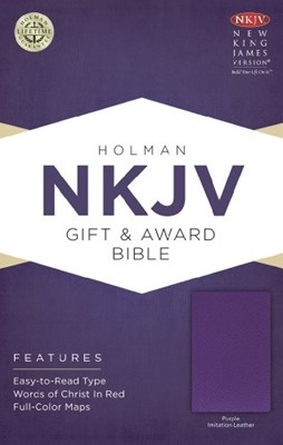NKJV Gift and Award Bible (Imitation Leather)