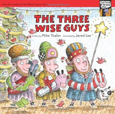 The Three Wise Guys (Paperback)
