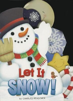 Let It Snow (Board Book)