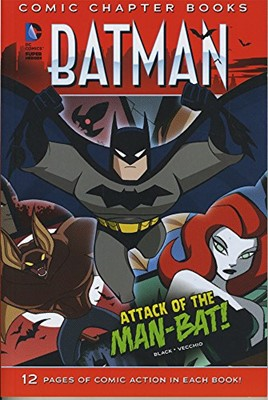 Attack of the Man-Bat! (Paperback)
