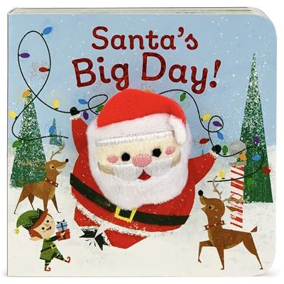 Santa's Big Day!