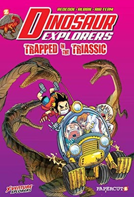 Trapped in the Triassic (Paperback)