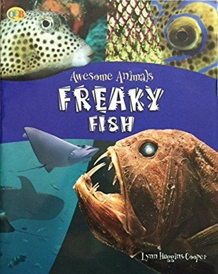 Awesome Animals Freaky Fish (Paperback)