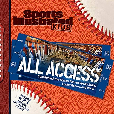 Sports Illustrated Kids All Access (Hardcover)