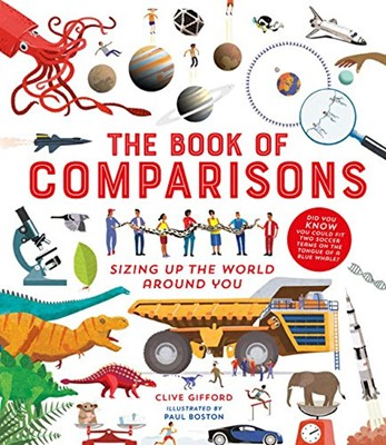 The Book of Comparisons (Hardcover)