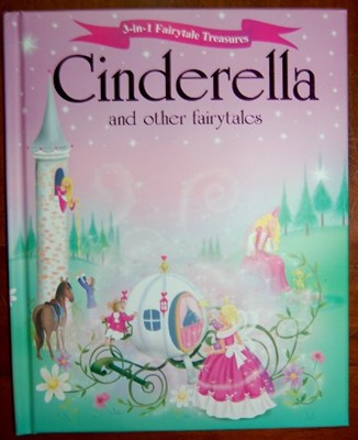 Cinderella and Other Fairytales (Hardcover)