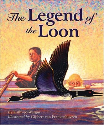 The Legend of the Loon (Hardcover)