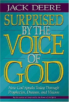 Surprised by the Voice of God (Paperback)