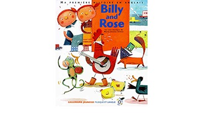 Billy and Rose (Hardcover)