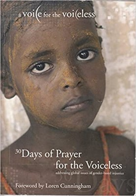 30 Days of Prayer for the Voiceless (Paperback)