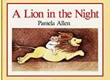Lion in the Night, A (Hardcover)