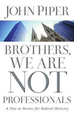 Brothers, We Are Not Professionals (Paperback)