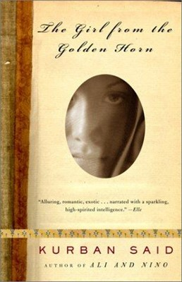 Girl from the Golden Horn (Paperback)