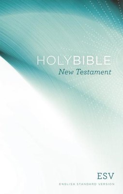 Holy Bible New Testament (Paperback)