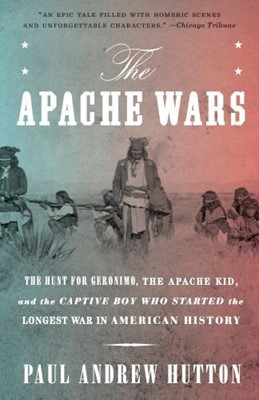 Apache Wars, The (Paperback)