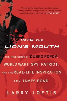 Into the Lion's Mouth (Hardcover)