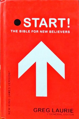 Start! The Bible for New Belivers (Board Book)