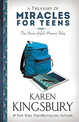 A Treasury of Miracles for Teens (Hardcover)