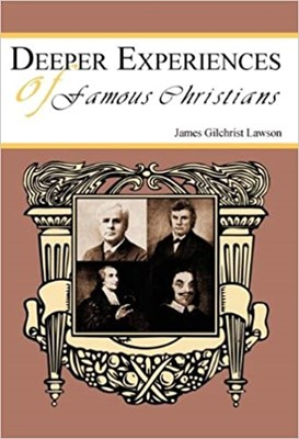 Deeper Experiences of Famous Christians (Paperback)
