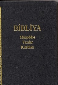 Bibliya Müqəddəs Yazılar Kitabları