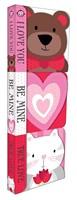 Chunky Pack: Valentine (I Love You/Be Mine/True Love, Chunky 3 Pack)