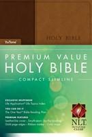 Compact Slimline Bible-NLT