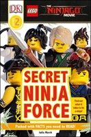DK Readers L2: The Lego Ninjago Movie: Secret Ninja Force