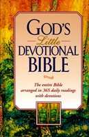God's Little Devotional Bible