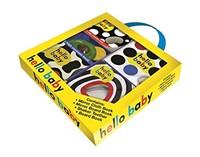 Hello Baby: a High Contrast Mirror Book