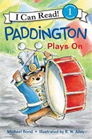 Paddington Plays On (I Can Read Level 1)