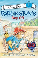 Paddington's Day Off (I Can Read Level 1)