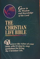 Christian Life Bible, The