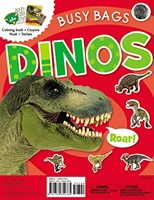 Busy Bags Dinos